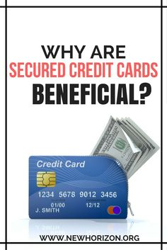 How Secured Credit Cards can help you!