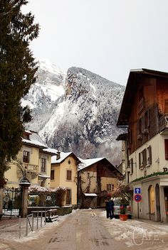 Samoens, French Alps