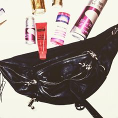 andy's fanny pack @andylecompte via @maneaddicts #chromeheartsofficial