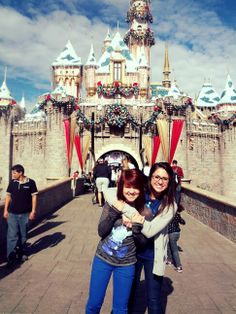 Going to Disneyland with your best friend is one of the greatest gifts i have ever received:)
