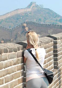 Great Wall of China • Travel to Beijing - Το Σινικό Τείχος • Ταξίδι Πεκίνο, Κίνα