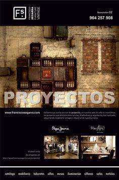 Francisco Segarra projects