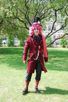 Make a Mad Hatter Costume