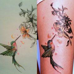Diseño y Tatuaje Por Devi Wuhsak #Tattoo #DeviWuhsak