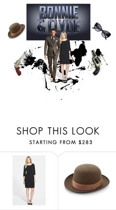 """""""Bonnie and Clyde"""" by mariapizzuto on Polyvore featuring Weekend Max Mara, Ralph Lauren e Super Duper"""