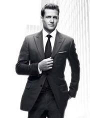sigh! harvey specter if only every man was like you