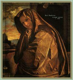 Mary Magdalen GIOVANNI SAVOLDO