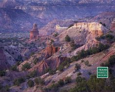Palo Duro Canyon State Park is known as the Grand Canyon of Texas. It should be on every Texan's bucket list to experience the place where Comaches and cowyboys once roamed.