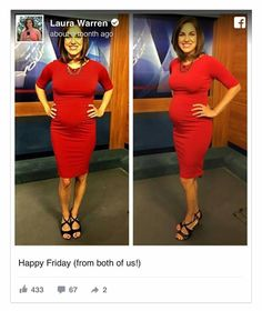 "CSRA always making the national scene on some BS dam  @Regrann from @huffpost - /// Pregnant News Anchor Speaks Out After Viewer Calls Her 'Disgusting' /// Last week a Georgia-based television anchor received some ""feedback."" Laura Warren who is 20 weeks pregnant shared a voicemail from a viewer who called her disgusting and criticized her choice of maternity clothes. Please go to Target and buy some decent maternity clothes so you dont walk around looking like you got a watermelon strapped…"