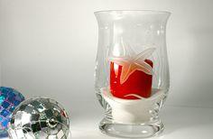 Rolf glass, change candle add sand...