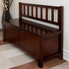 Simpli Home Simpli Home Artisan Entryway Bench