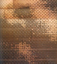 surfaces of the deYoung museum - Google Search Perforated Metal, Metal Panels, Corten Steel, Facade Design, Metal Mesh, Facade Architecture, Cladding, Textures Patterns, Google Search