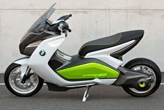 BMW electric scooter