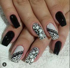 Trendy Nail Art, Nail Art Diy, Diy Nails, The Art Of Nails, Exotic Nails, Finger Art, Leopard Nails, Cute Acrylic Nails, Nail Art Stickers