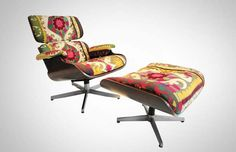 MODERN:  Charles Eames as he would not have imagined
