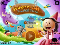 Princess Lila review: http://sweetkidsapps.com/princess-lila-preschool-learning-games/