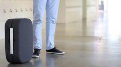 hop! the following suitcase by rodrigo garcía. #hop