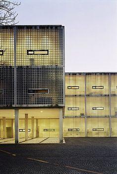 Wiel Arets, Academy of Architecture, Maastricht
