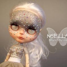 Custom Doll for Adoption by @blythefairytales CHECK HERE http://etsy.me/2BENoXc #blythe #dollycustom #blythecustom #blythecustomizer #ooakblythe #customblythe #kawaii #doll #artdoll #dollstagram #blythestagram #blythelover #ブライス