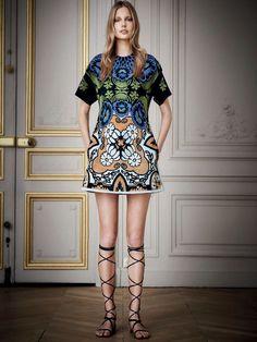 Elisabeth Erm by Thanassis Krikis for Harper's Bazaar Brazil, February 2015