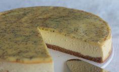 Une recette inratable de Cheesecake au citron et pavot Thermomix sur Yummix • Le blog culinaire dédié au Thermomix !