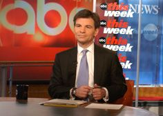 George Stephanopoulos of ABC News...One of the more intelligent and dependable leaders in today's 24/7 News cycle