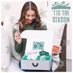 Find the perfect Gift Box or Subscription Box for every personality, beauty box, food box, humor box, and organic all natural box!