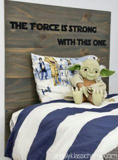 Star Wars Bedroom Stuff Design Ideas, Pictures, Remodel, And Decor   Page  10 | Boy Bedrooms | Pinterest | Design, War And Stars