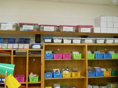 Lab Materials, Centers, Leveled Readers and Classroom Library