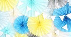 市販のペーパーポンポンを「ペーパーファン」にしちゃう驚きのアイディア!外は寒く… Paper Flowers, Easter, Birthday, Home Decor, Birthdays, Decoration Home, Room Decor, Easter Activities, Home Interior Design