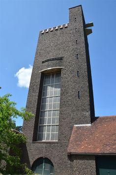 Watertoren, Laren, Noord-Holland.
