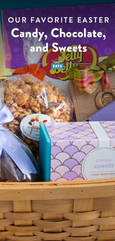 For Easter baskets, Easter tables, and general Easter enjoyment. #Easter #Candy #SeriousEats Chocolate Shells, Chocolate Marshmallows, Easter Candy, Easter Treats, Candied Orange Peel, Chocolate Easter Bunny, Mini Eggs, Easter Weekend, Favorite Candy