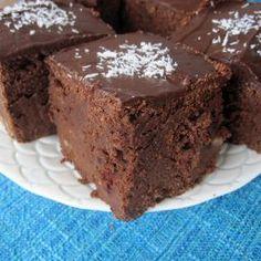 Saftiger Schokoladenkuchen (Vegan, Glutenfrei)