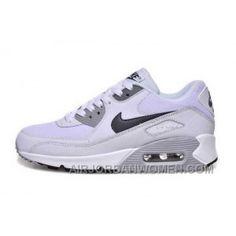 cb1a93dcfcfe88 Nike Air Max 90 Womens White Blue Online K3fXr