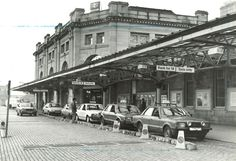 c 1980's- Aberdeen Joint Station.