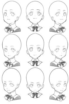 how to draw anime Drawing Heads, Drawing Base, Figure Drawing, Manga Drawing Tutorials, Drawing Techniques, Art Tutorials, Art Reference Poses, Drawing Reference, Animation Reference