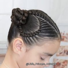 Baby Girl Hairstyles, Princess Hairstyles, Kids Curly Hairstyles, Hairstyles 2018, Medium Hairstyles, Braids For Long Hair, Box Braids, Toddler Hair, Hair Up Styles