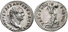Titus Augustus Denarius - First Jewish–Roman War - Wikipedia