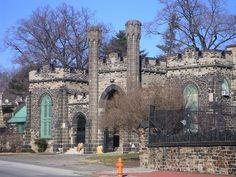Greenmount Cemetery Baltimore Tours   Greenmount Cemetery Gates   Flickr - Photo Sharing!
