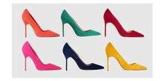 The story of the Manolo Blahnik's BB pump