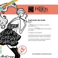 #Taller de verano: #Ilustración de #moda - #VFP2013