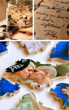 Unique Guest Book Ideas « Wedding Ideas, Top Wedding Blog's, Wedding Trends 2014 – David Tutera's It's a Bride's Life