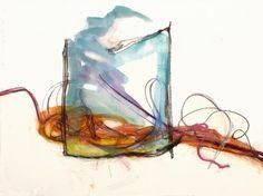 """Saatchi Online Artist Fons Heijnsbroek """"Light box"""" #art #abstract #abstractart"""