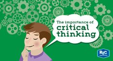 Critical thinking involves the ability to gather information, process it and evaluate it using evidence. Cognitive Domain, Cooperative Learning Activities, Teaching Critical Thinking, Higher Order Thinking, All Schools, Australian Curriculum, School Staff, Creative Thinking, Confident