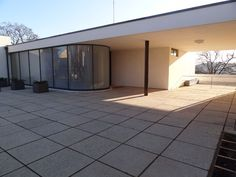 Ch 24 Tugendhat House - Mies van der Rohe