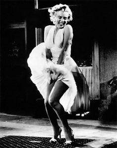(1955) Marilyn Monroe