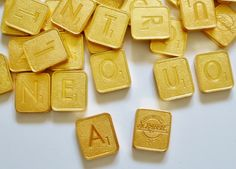 Gold Plated Scrabble Tile, starting at $5 in Supplies on 8/4 @ 10AM PT.
