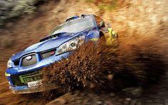 Subaru FTW in rally