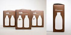 Designspiration — Designer MilkPackaging - TheDieline.com - Package Design Blog