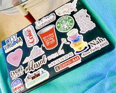 Caro Owens Designs is an independent artist creating amazing designs for great products such as t-shirts, stickers, posters, and phone cases. Cute Laptop Stickers, Macbook Stickers, Phone Stickers, Laptops For Sale, Best Laptops, Mac Laptop, Laptop Decal, Laptop Case, Laptop Screen Repair